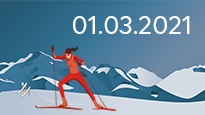 FIS Nordic World Ski Championships 2021 - Cross Country 01.03.