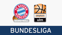 FC Bayern Basketball vs. ratiopharm Ulm