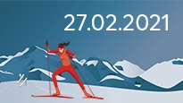 FIS Nordic World Ski Championships 2021 - Cross Country 27.02.