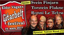 Eldar Vågans Gitarhelt-festival 2019