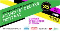 Stand Up Deluxe Festival – Frisk & Fersk - Fredag