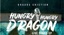 Live English Standup - Dragos Cristian - Hungry Hungry Dragon- Oslo