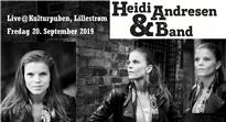 Heidi Andresen & band
