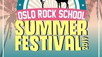 Oslo Rock School Summer Festival 2019