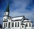 Sand kirke i Nord-Odal