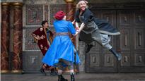 Gjestespill fra Shakespeare's Globe 2019