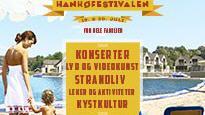 Hankøfestivalen - Dagspass lørdag 20.07