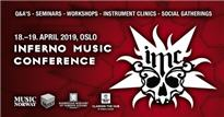 Inferno Music Conference - 2 day pass 18.-19.04.19