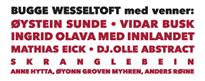Imingfjellfestivalen 2019. Bugge Wesseltoft m/venner Helgepass