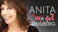 Anita til Tønsberg med sommer gjest; Sara Skorgan Teigen