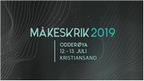 Festivalpass - Måkeskrik 2019 - 12. og 13. Juli