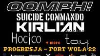 Warsaw Dark Electro Festival vol.4: OOMPH!, Suicide Commando i inni