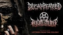 Decapitated, Thy Art Is Murder, Letters From The Colony