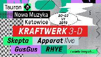 Tauron Nowa Muzyka Katowice (Piątek, jednodniowy - 21.06.2019)
