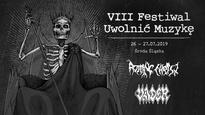 """VIII Festiwal """"Uwolnić Muzykę"""""""