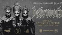 BEHEMOTH, Zeal & Ardor, Whoredom Rife, In Twilight's Embrace