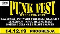 Punk Fest Warszawa 2019