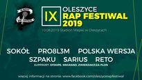 Oleszyce Rap Festiwal 2019 - IX Edycja