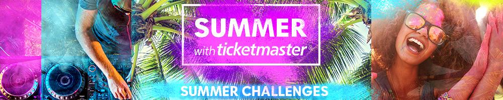 Summer Challenges