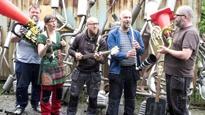 Familjekonsert med Musica Vitae och musikgruppen Skrot