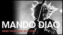 Mando Diao, Platinumbiljetter