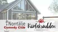 Norrtälje Comedy Club på Kärleksudden. Thomas Oredsson m.fl.