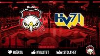 Malmö Redhawks - HV71 - träningsmatch på isstadion