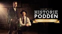 HISTORIEPODDEN LIVE - DEN STORA KONSPIRATIONEN