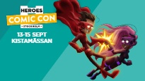 Comic Con Stockholm 2019 | Weekendbiljett 13-15 september