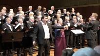 Cantorums Manskör - Vårkonsert