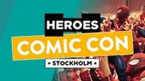 Comic Con Stockholm 2019 | Fotobiljett