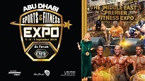 Abu Dhabi Sport and Fitness Expo 2019