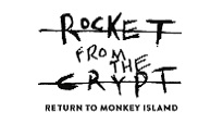Rocket From The Crypt Return To Monkey Island