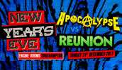 New Year's Eve - Apocalypse vs Reunion