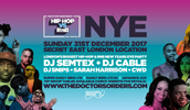 Hip-Hop vs RnB - New Year's Eve