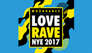 Moondance: LOVE RAVE NYE 2017