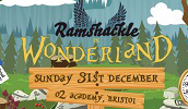 Ramshackle In Wonderland